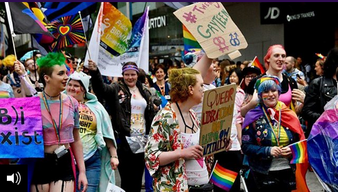 Professor Zoë Playdon interview with Radio London on LGBTQI Conversion Therapy